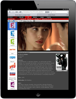 Mobile TV sur iPad